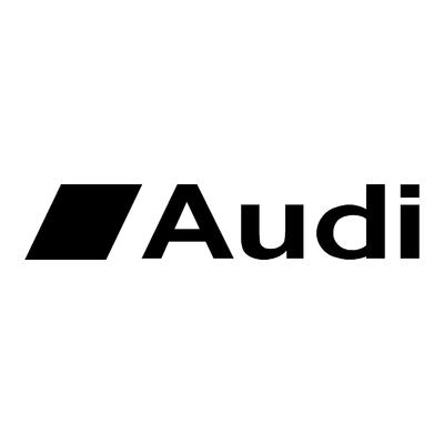 Sticker AUDI ref 18