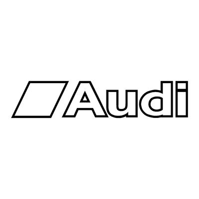 Sticker AUDI ref 20
