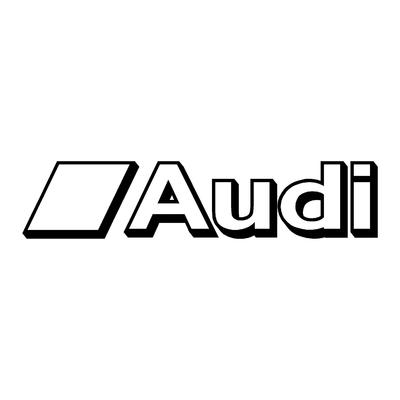 Sticker AUDI ref 21
