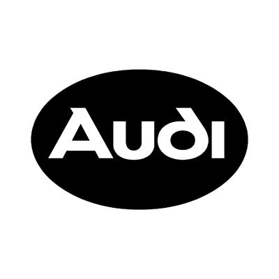 Sticker AUDI ref 25