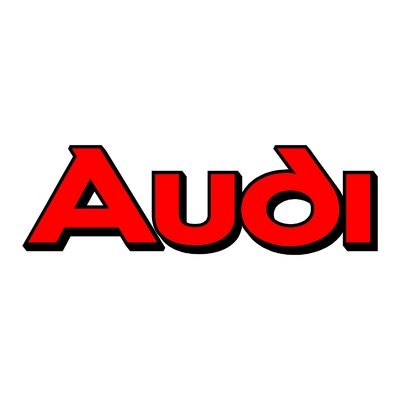 Sticker AUDI ref 11