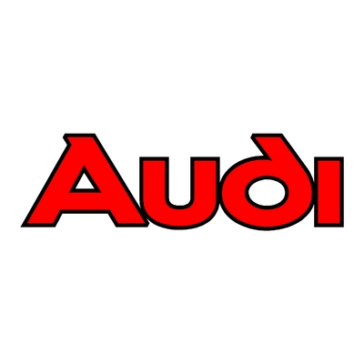 Sticker AUDI ref 12