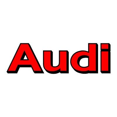 Sticker AUDI ref 16