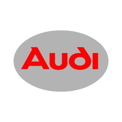 Sticker AUDI ref 27
