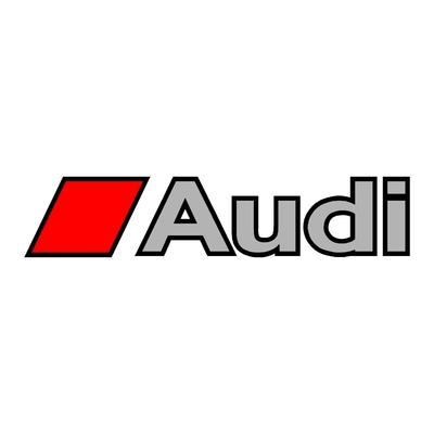 Sticker AUDI ref 24