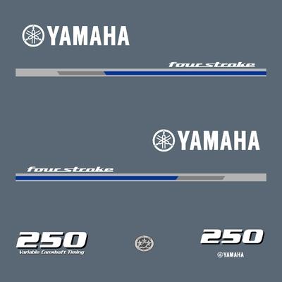 Kit stickers YAMAHA 250 cv serie 1
