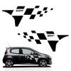 stickers-ref121-renault-sport-twingo-gt-damier-porte-tuning-rallye-megane-clio-team-compétision-deco-adhesive-autocollant