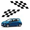 stickers-ref122-renault-sport-twingo-gt-damier-porte-tuning-rallye-megane-clio-team-compétision-deco-adhesive-autocollant