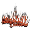 sticker-harley-davidson-ref27-bar-shield-flammes-moto-autocollant-casque