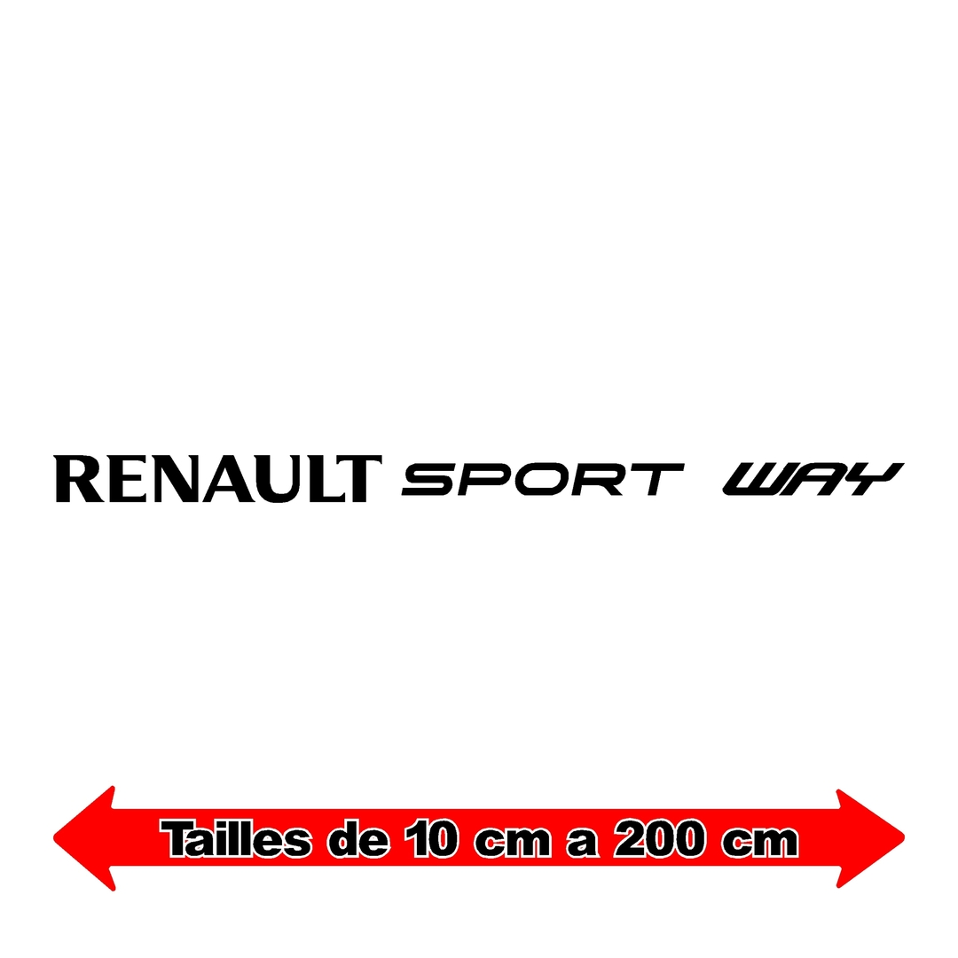 stickers-ref8-renault-sport-rs-gt-cup-f1-tuning-rallye-megane-clio-compétision-deco-adhesive-autocollant