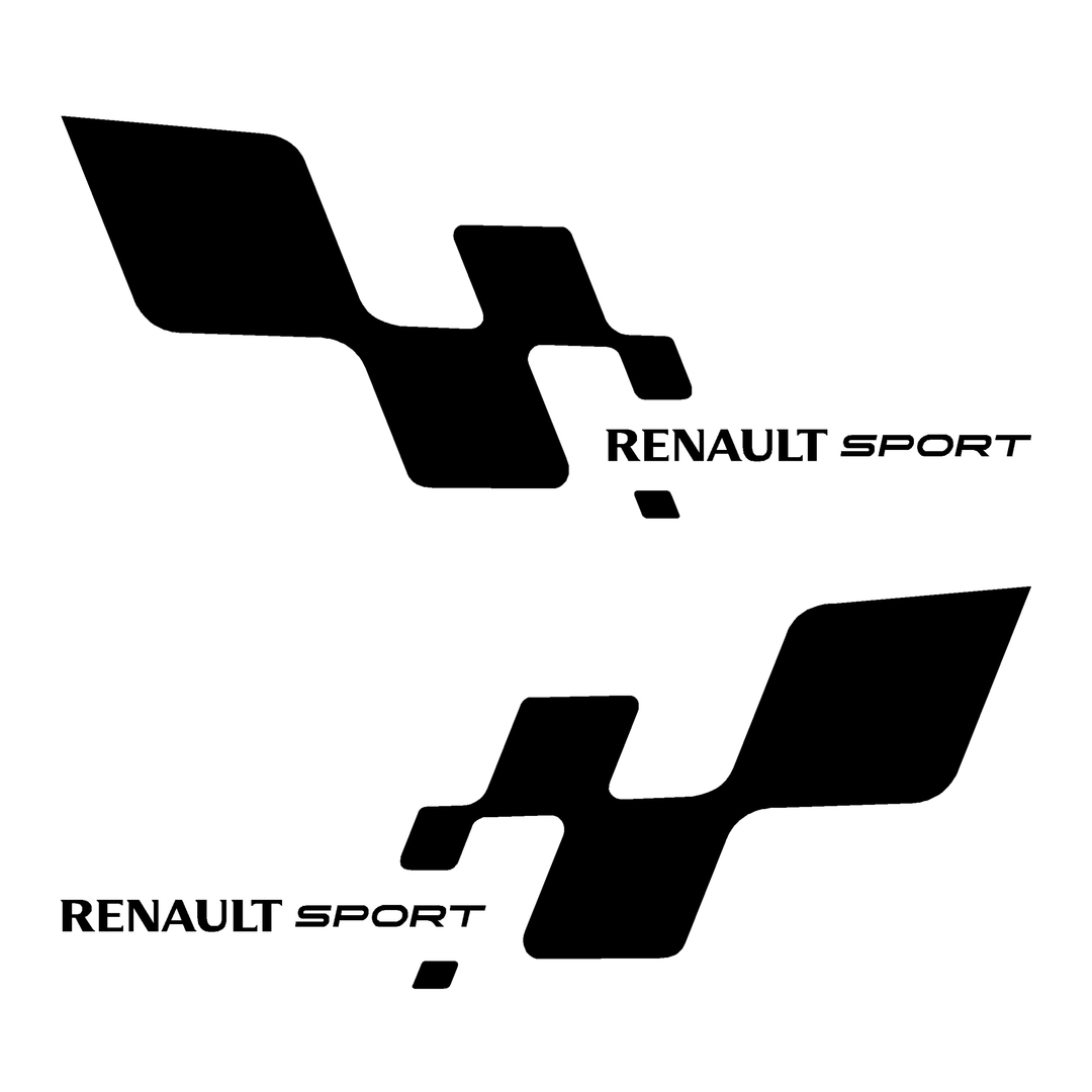 stickers-ref10-renault-sport-rs-gt-cup-f1-tuning-rallye-megane-clio-compétision-deco-adhesive-autocollant