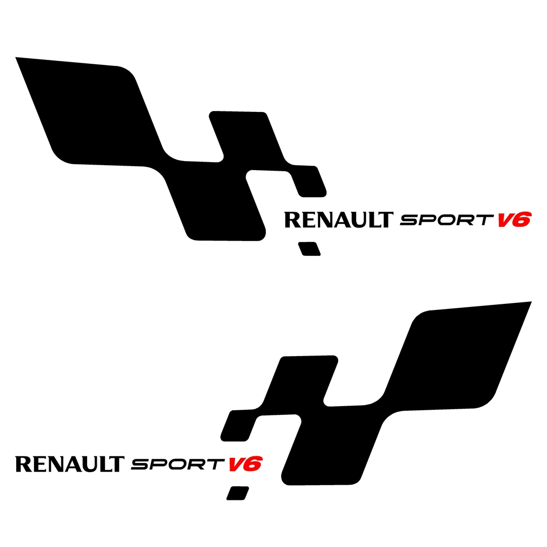 stickers-ref12-renault-sport-rs-gt-cup-f1-tuning-rallye-megane-clio-compétision-deco-adhesive-autocollant