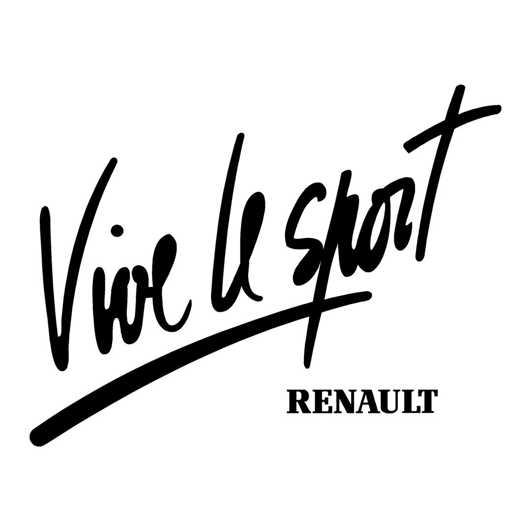 stickers-ref148-renault-vive-le-sport-tuning-rallye-megane-clio-team-compétision-deco-adhesive-autocollant