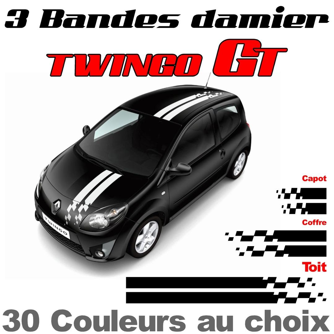 stickers-ref134b-bande-damier-twingo-gt-renault-sport-tuning-rallye-megane-clio4-c4-scenic-compétision-deco-adhesive-autocollant