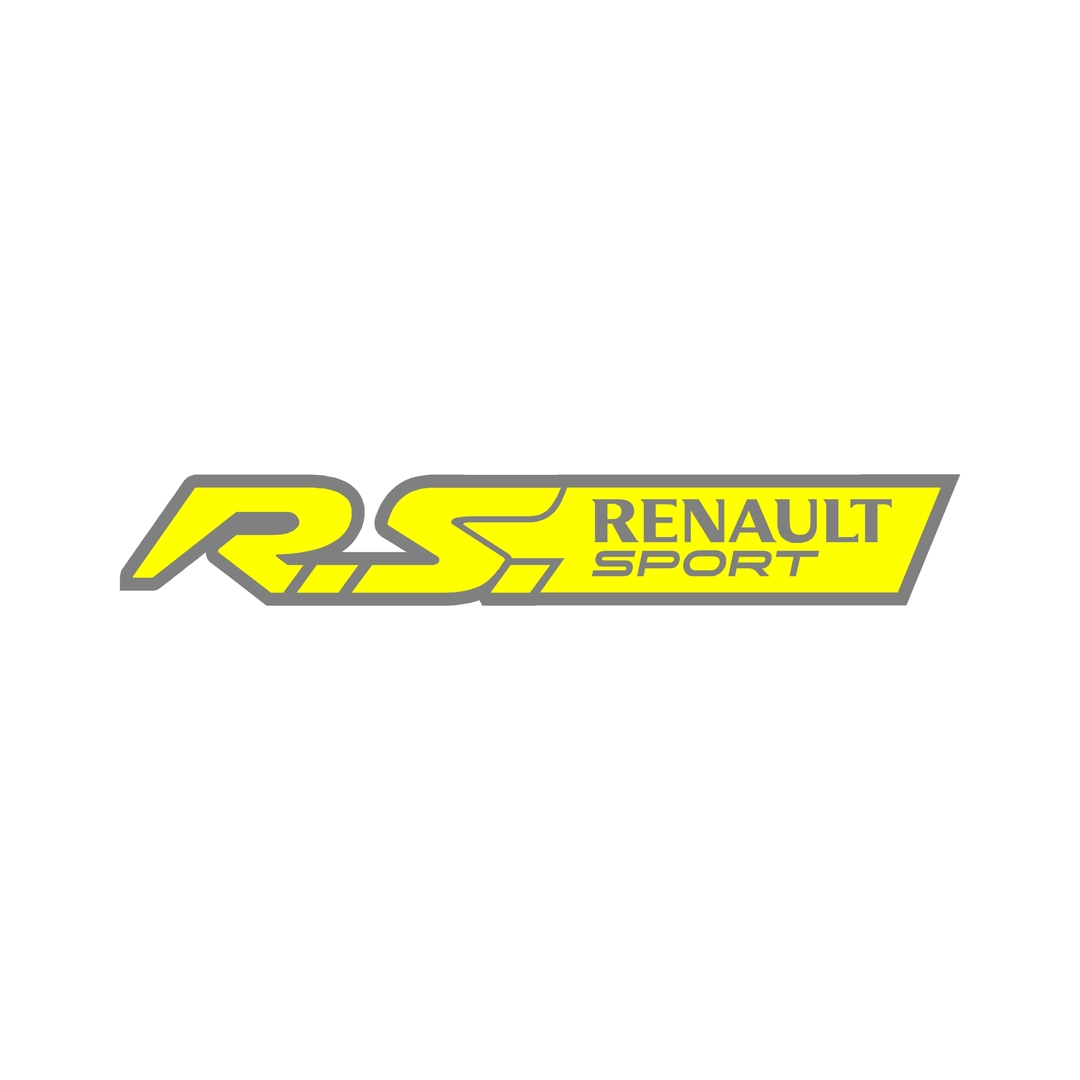 stickers-ref54-renault-sport-rs-rs3r-gt-cup-f1-tuning-rallye-megane-clio-compétision-deco-adhesive-autocollant