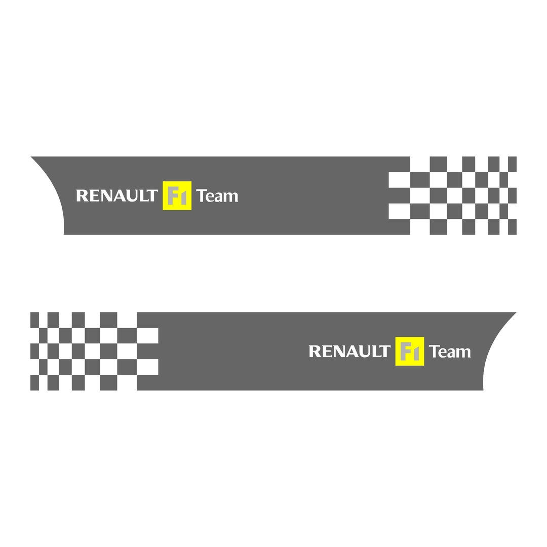 stickers-ref72-renault-sport-rs-damier-gt-cup-f1-tuning-rallye-megane-clio-compétision-deco-adhesive-autocollant