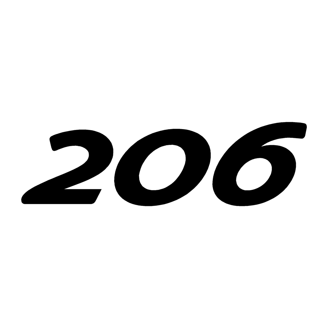 stickers-peugeot-ref44-auto-tuning-rallye-compétision-deco-adhesive-autocollant-206