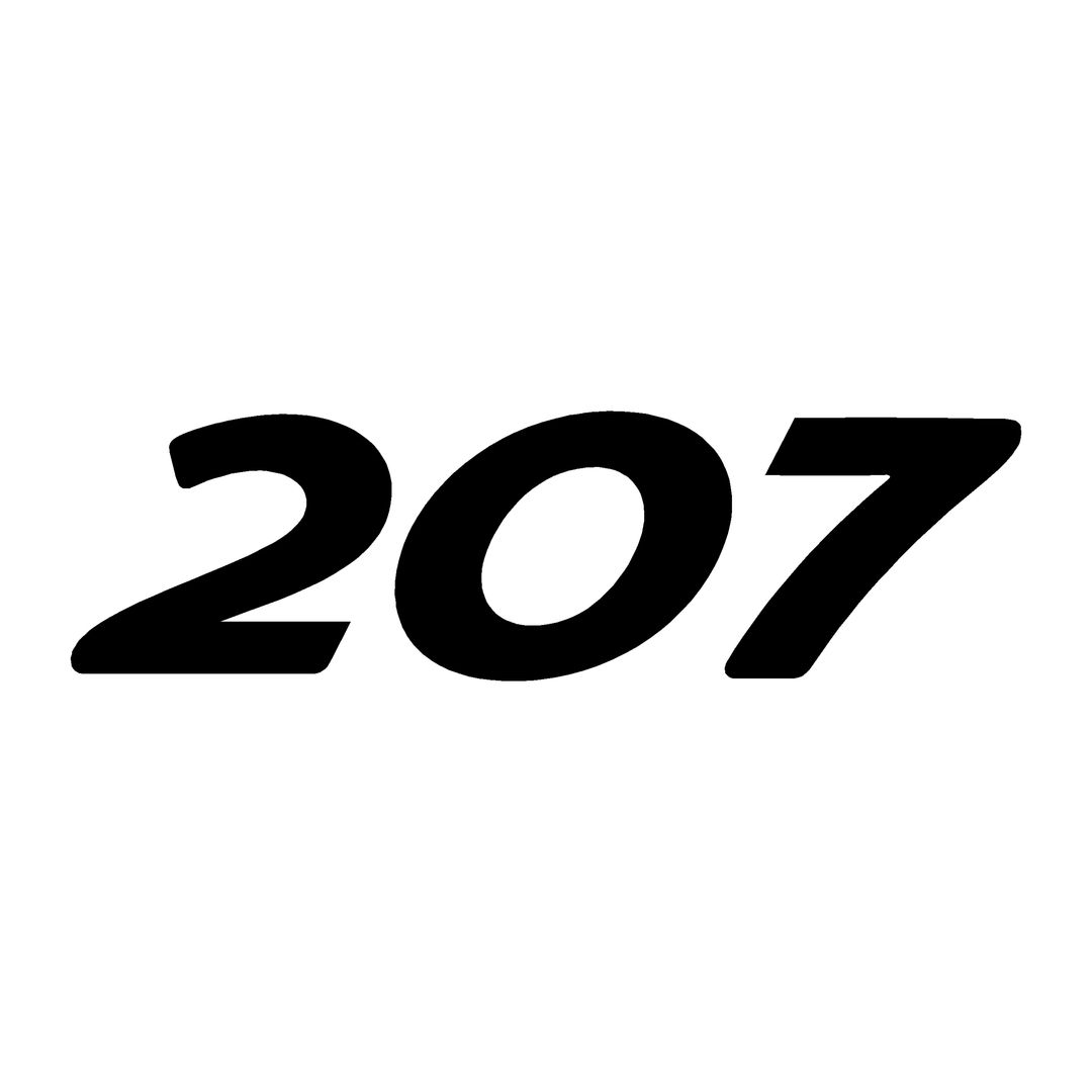 stickers-peugeot-ref48-auto-tuning-rallye-compétision-deco-adhesive-autocollant-207