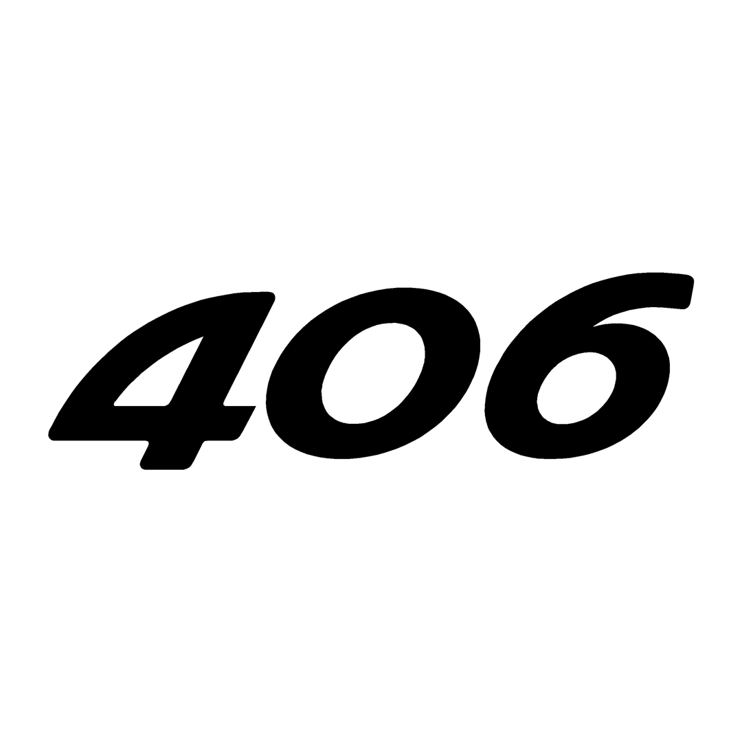 stickers-peugeot-ref54-auto-tuning-rallye-compétision-deco-adhesive-autocollant-406
