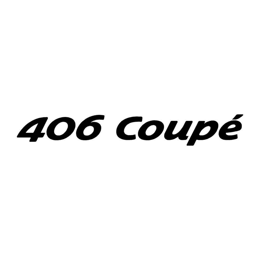 stickers-peugeot-ref55-auto-tuning-rallye-compétision-deco-adhesive-autocollant-406-coupé