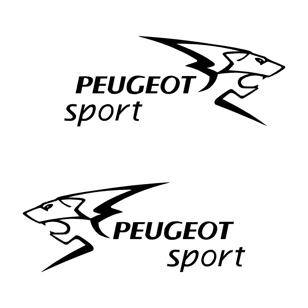 stickers-peugeot-ref17-auto-tuning-rallye-compétision-deco-adhesive-autocollant-lion