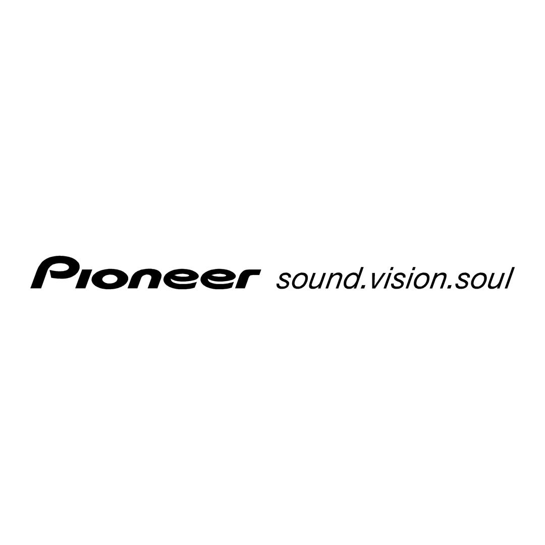 sticker-pioneer ref 7-tuning-audio-sonorisation-car-auto-moto-camion-competition-deco-rallye-autocollant
