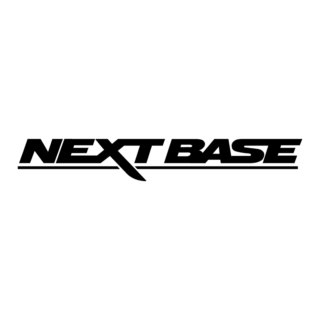 sticker nextbase ref 1-tuning-audio-sonorisation-car-auto-moto-camion-competition-deco-rallye-autocollant