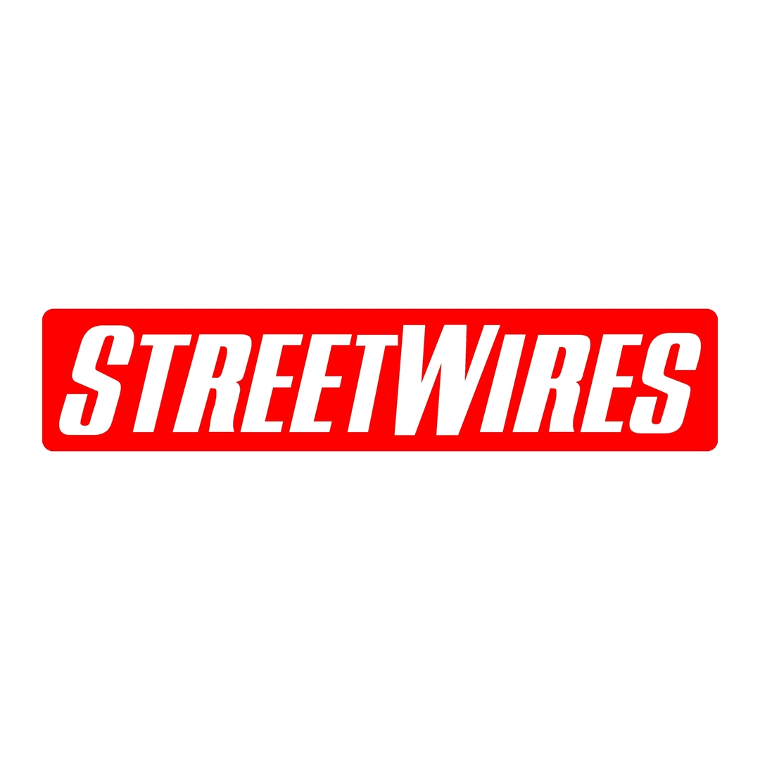 sticker streetwires ref 2-tuning-audio-sonorisation-car-auto-moto-camion-competition-deco-rallye-autocollant