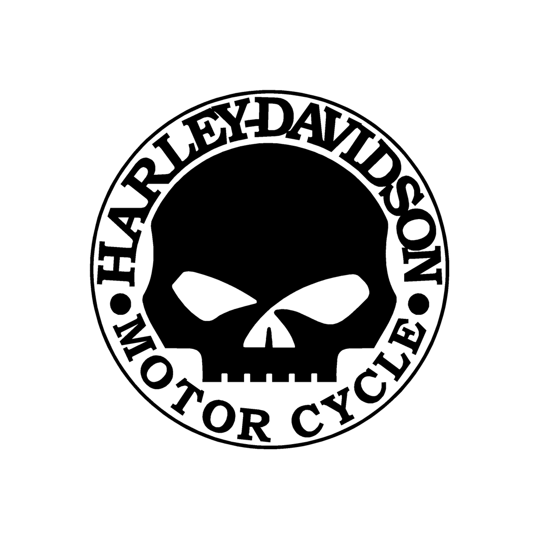 sticker-harley-davidson-ref115-skull-cranemotor-cycles-moto-autocollant-casque-tuning-deco-motar