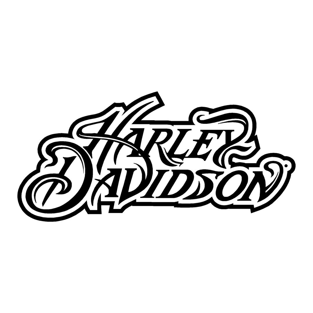 sticker-harley-davidson-ref54-moto-autocollant-casque-tuning-deco-motar