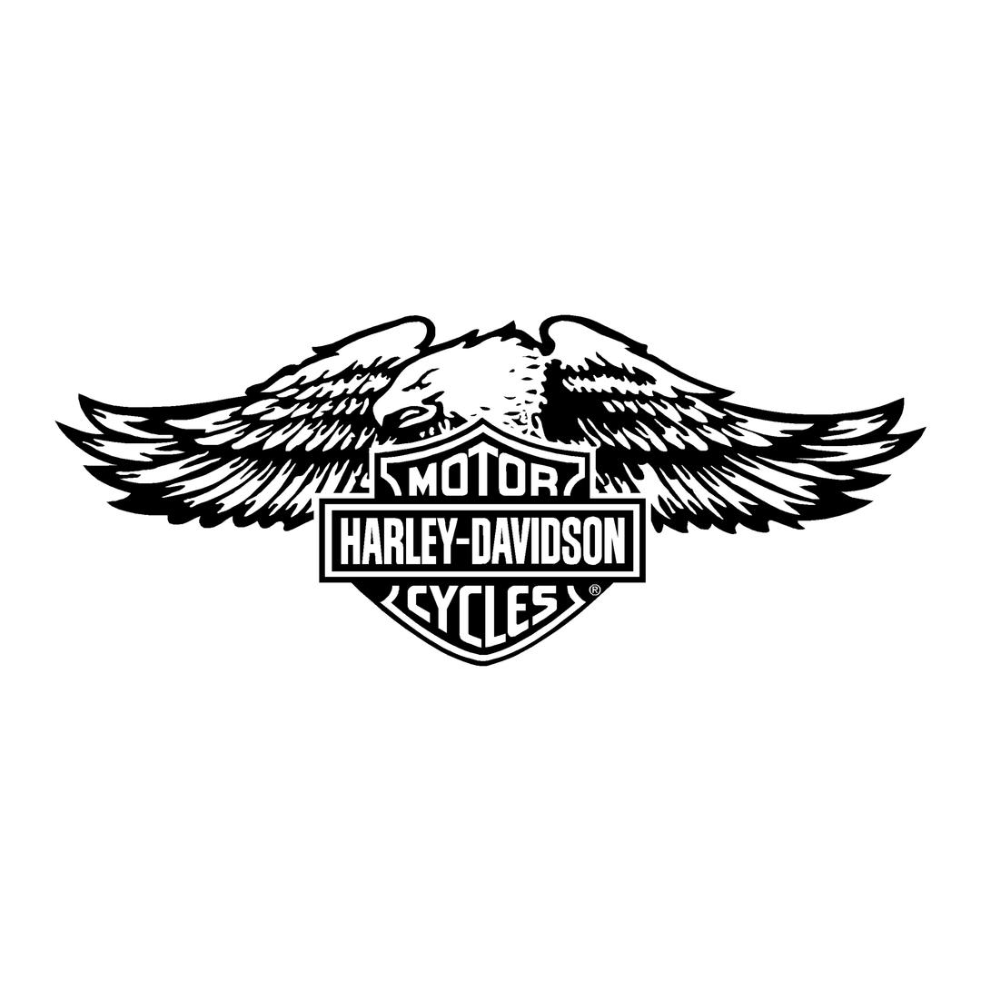 sticker-harley-davidson-ref69-bar-shield-aigle-moto-autocollant-casque-tuning-deco-motar