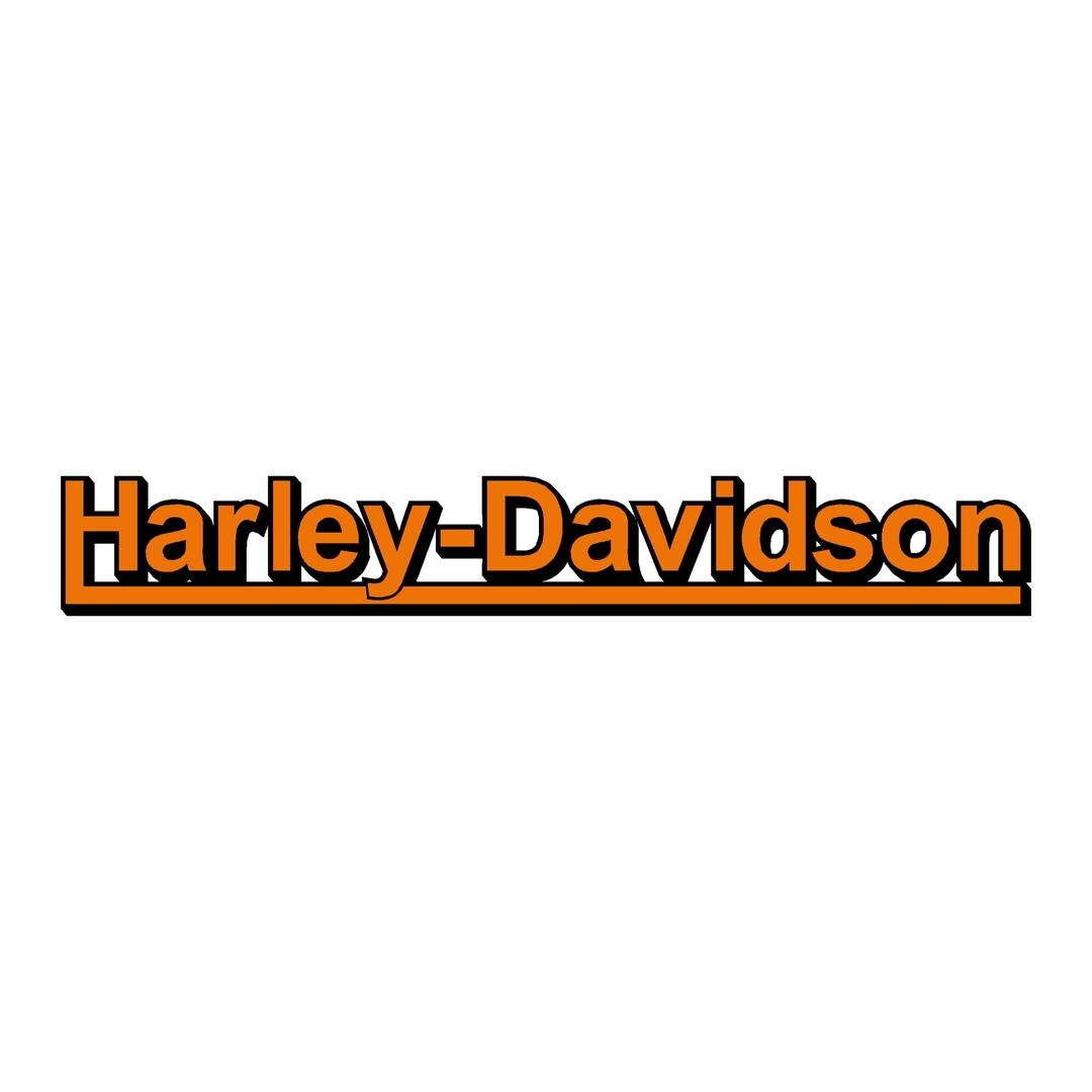 sticker-harley-davidson-ref103-moto-autocollant-casque-tuning-deco-motar