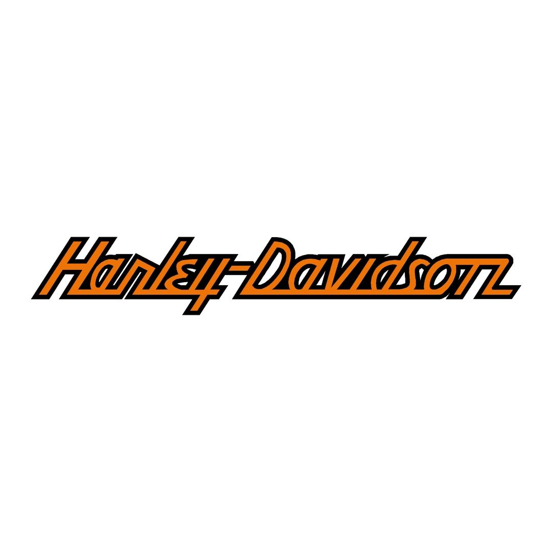 sticker-harley-davidson-ref106-moto-autocollant-casque-tuning-deco-motar