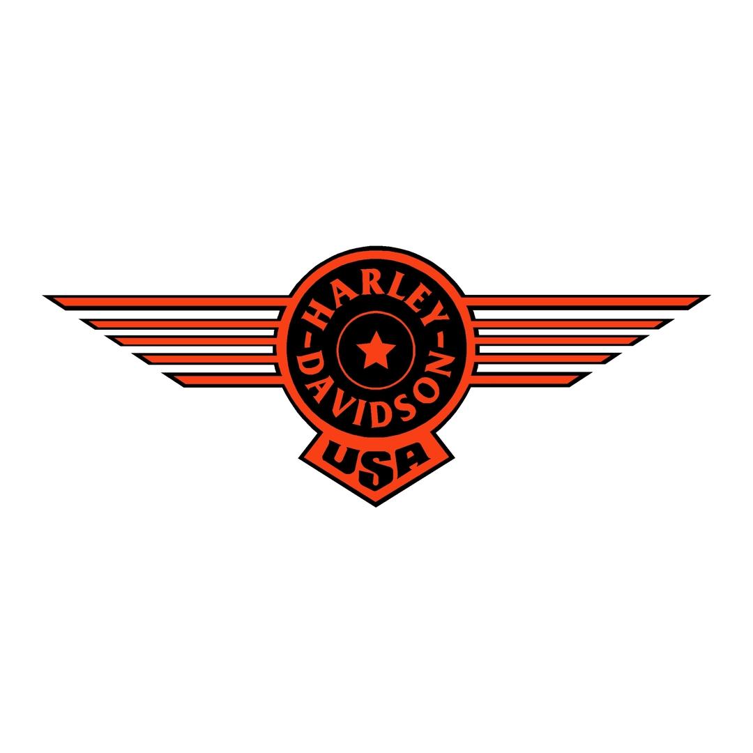 sticker-harley-davidson-ref52-moto-autocollant-casque-tuning-deco-motar