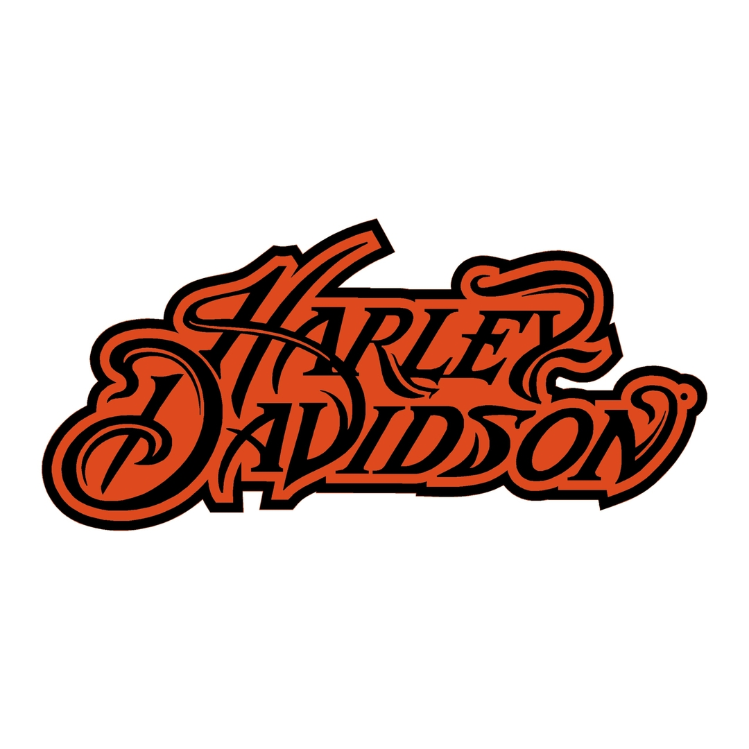 sticker-harley-davidson-ref55-moto-autocollant-casque-tuning-deco-motar
