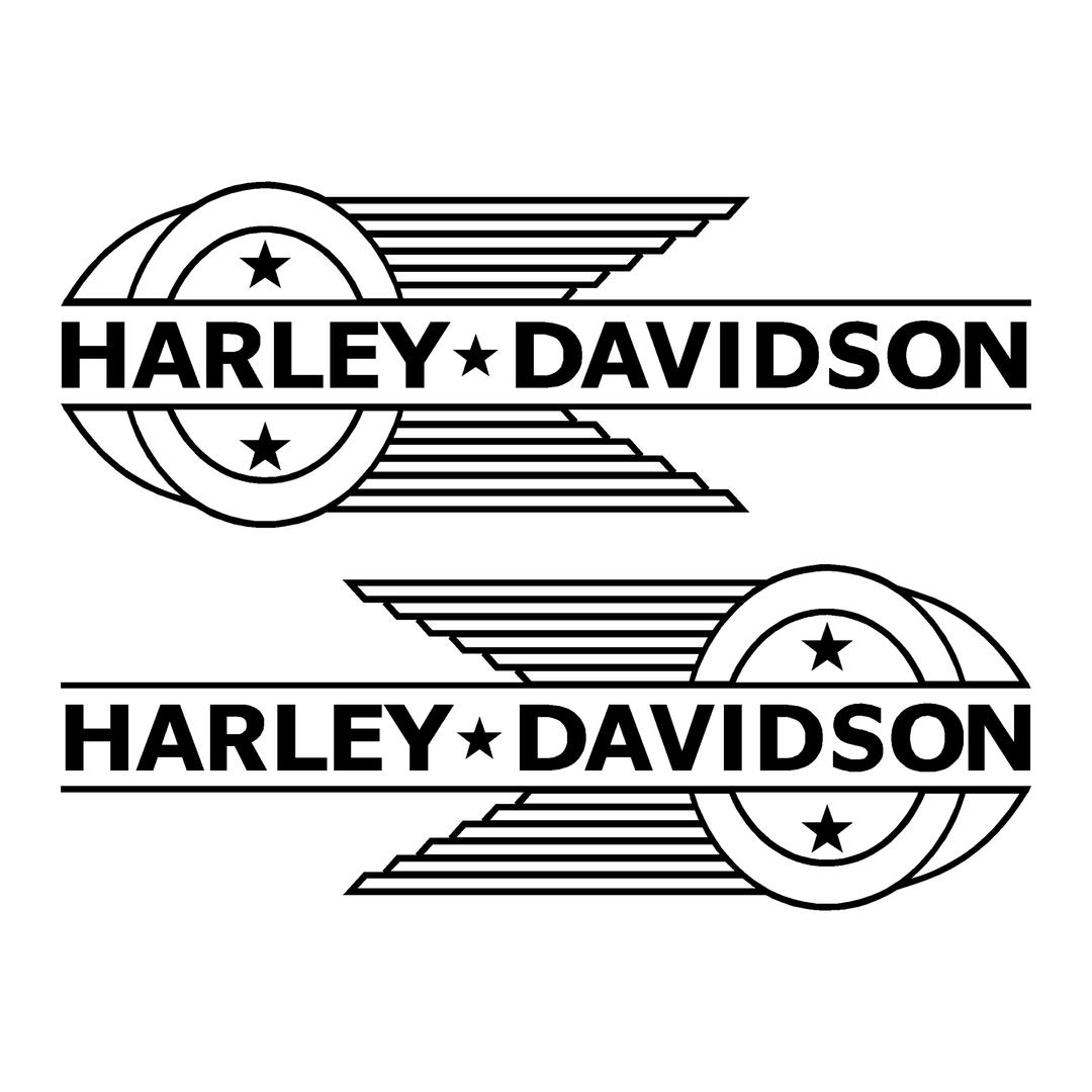 sticker-harley-davidson-ref42-bar-shield-roue-moto-autocollant-casque