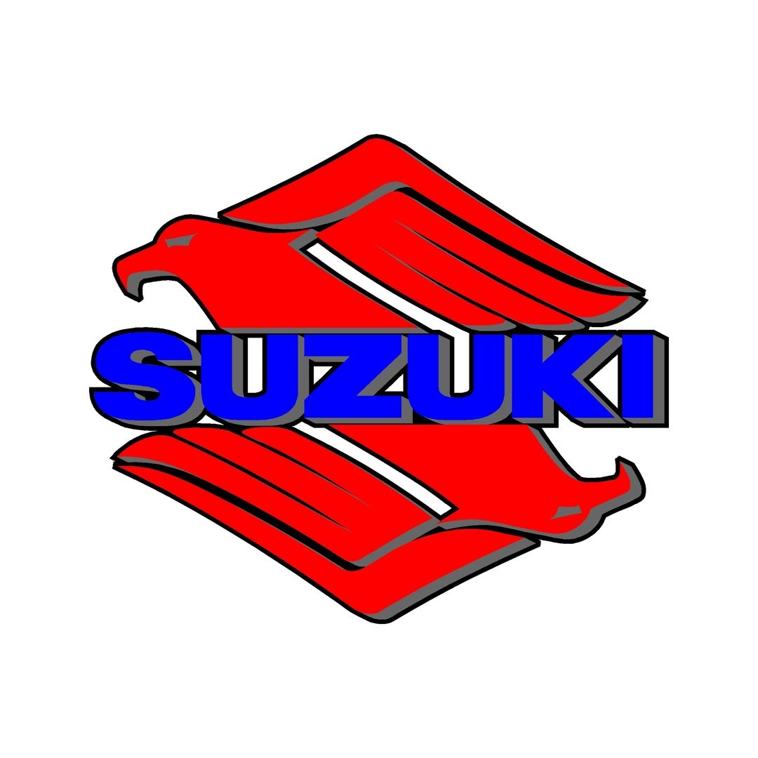sticker-suzuki-ref58-logo-aigle-moto-autocollant-casque-circuit-tuning