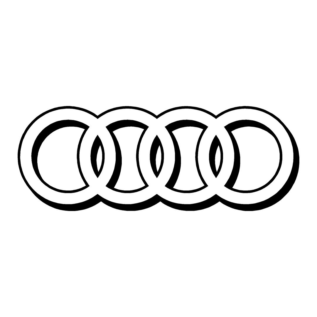 sticker-audi-ref4-anneaux-autocolant-rs-tuning-quattro
