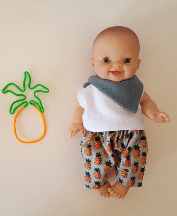 ensemble pantalon pastèque