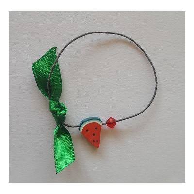 Bracelet Pastèque pour petite fille