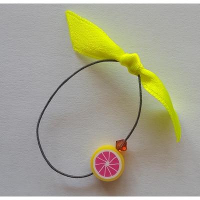 Bracelet Pamplemousse pour petite fille