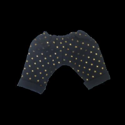 Pantalon simple gaze noir