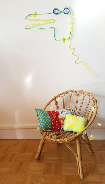 Ballon croco