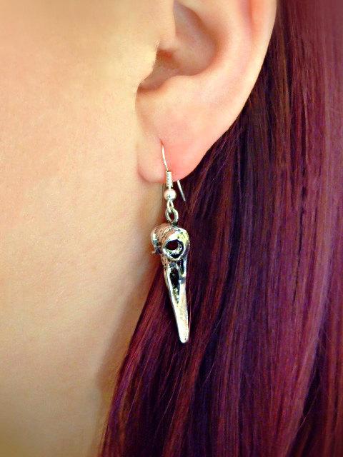 CROWSKULL EAR (3)