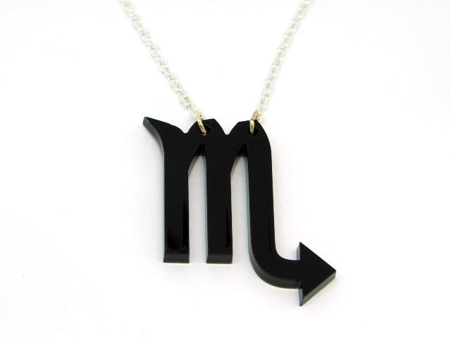 Scorpio-Necklace