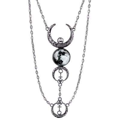 Collier Full Moon
