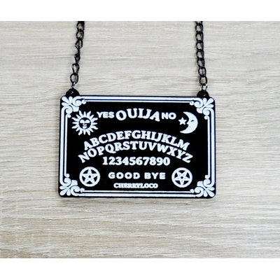 Collier Ouija