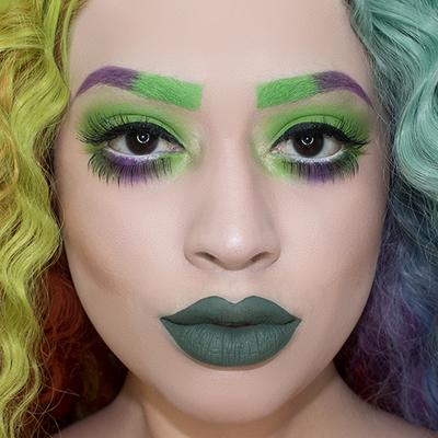 Rouge à lèvres liquide gris vert - Juniper