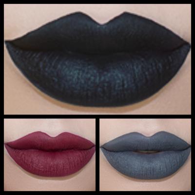 Gothic Beauty - Bundle rouges à lèvres