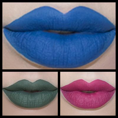 Strange & Unusual - Bundle rouges à lèvres